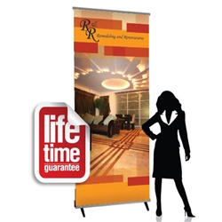 BannerUp Plus Big XL Retractable Banner