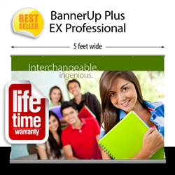 BannerUp Plus Retractable Table Top