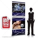 BannerUp Plus ST Retractable Banner