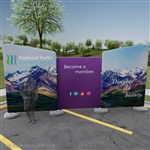 Impact! Denali 20ft Fabric Outdoor Display