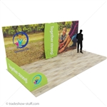 Elevate Modular Display 20ft