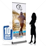 Envision 32 Premium Retractable Banner