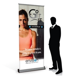 Replacement Banner Envision 36 Retractable