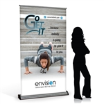 Replacement Banner Envision 48 Retractable