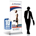 Replacement Banner Envision Retractable
