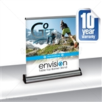 Envision Deluxe Table Top Banner
