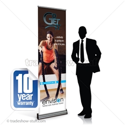 Envision 24 Premium Retractable Banner