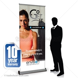 Envision 36 Premium Retractable Banner