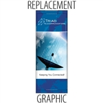 Replacement Banner Impact Retractable