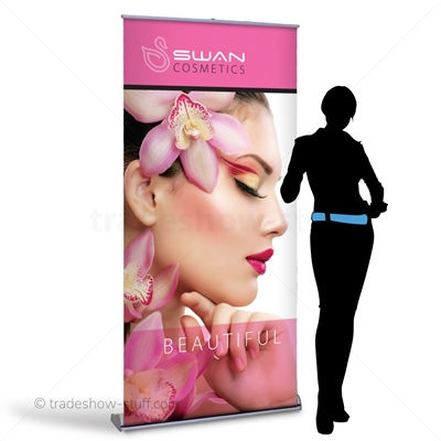 Impact 40 Retractable Banner