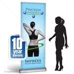 Impress Premium Retractable Banner