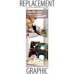Impress Retractable Replacement Banner
