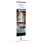 Multi-Master 24 Banner Display Telescopic Stand