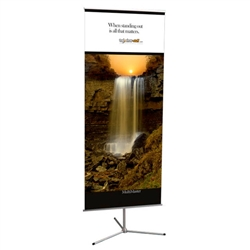 Multi-Master 35 Banner Display Telescopic Stand