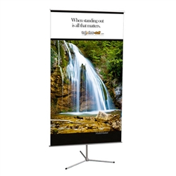 Multi-Master 46 Banner Display Telescopic Stand