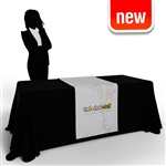 "24"" Wrinkle Free Trade Show Table Runners"