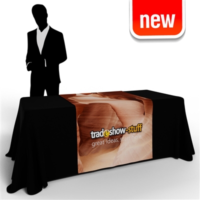 "36"" Wrinkle Free Trade Show Table Runners"