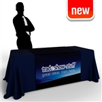 "42"" Wrinkle Free Trade Show Table Runners"