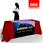 "48"" Wrinkle Free Trade Show Table Runners"