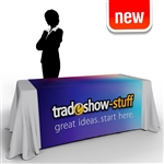 "60"" Wrinkle Free Trade Show Table Runners"