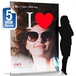"Sabre 60"" Retractable Banner Display"