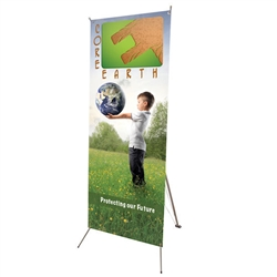 Tripod Banner Stand