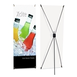 X-cite X Banner Stand