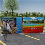 Impact! Yellowstone 20ft Fabric Outdoor Display