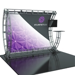 Atlantis kit 3 Trade Show Truss