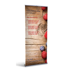 Retractable Banner Display w/ Professional Design - Ag1