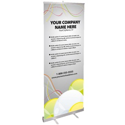 Banner Design - Balloon