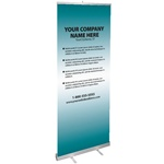 Banner Design - Shark Teal
