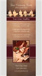 Retractable Banner Display w/ Professional Design - Spa2