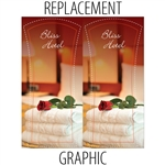 Fabric Graphics for Brandcusi Banner Stand Curved