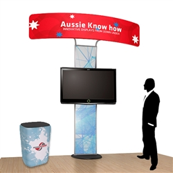 Standroid Trade Show Monitor Kit