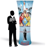 Outdoor Banner Stand Tension Fabric Straight