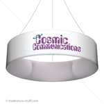 Blimp Trade Show Ceiling Banner 8 Tube
