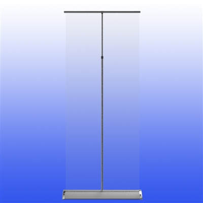 Clear Shield Retractable Banner Barrier