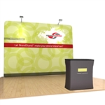10ft Straight WaveLine Trade Show Display Kit