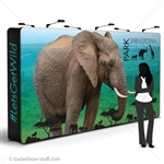 15x8ft Palisade 3-D Display