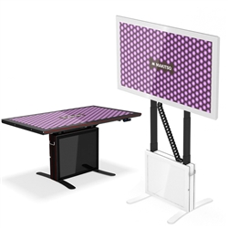 "Sslab 65"" LED Touch Screen Monitor Kiosk Display"