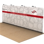 20ft WaveLine Straight Fabric Replacement Graphic