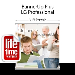 BannerUp LG TableTop Quick Change Kit