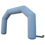 Arch Inflatable Display 20ft Blank