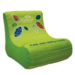 Custom Printed Inflatable Trade Show Chair