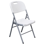 Showgoer Plastic Folding Trade Show Chairs