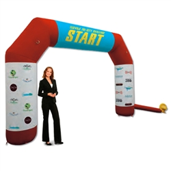 Arch Inflatable Display 14ft