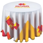 Full Color Imprint 3' Round Table Cover