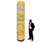 12ft Inflatable Trade Show Tower Display