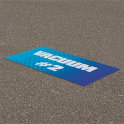 Outdoor Sidewalk Decals